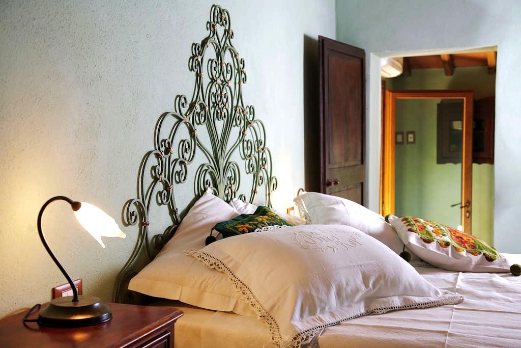 Organic farm hills of Florence 3pax - Figline Incisa Valdarno  - Apartment