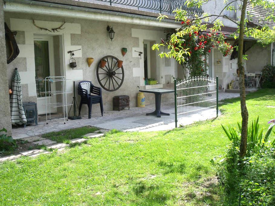gite proche chateaux de la loire et du zoo beauval - Dolus-le-Sec
