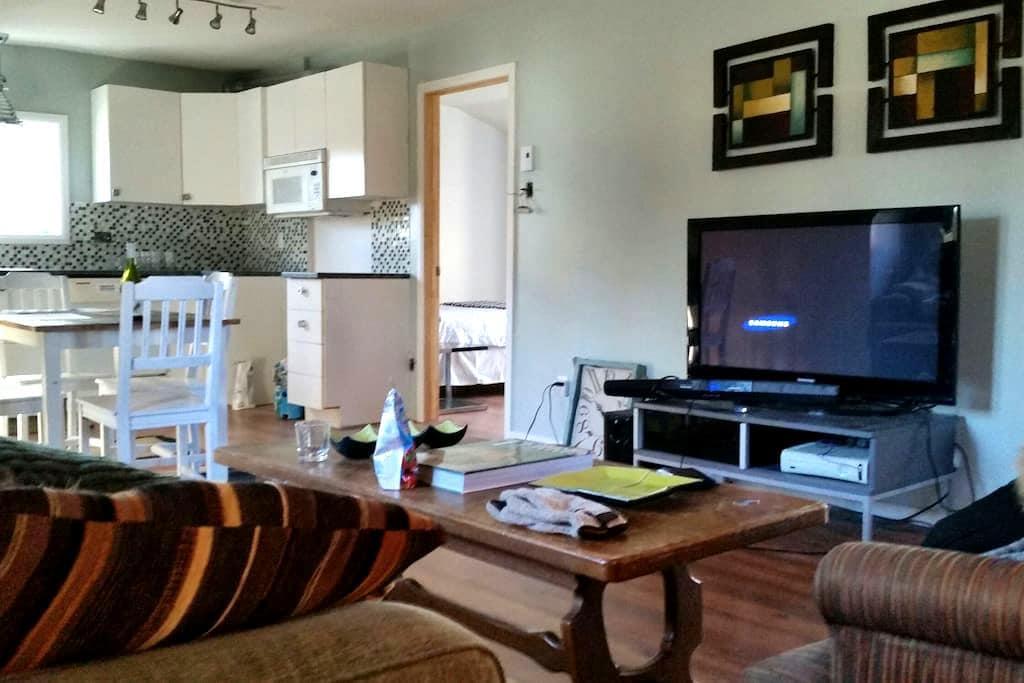 New and cozy apartment - Sainte-Agathe-des-Monts