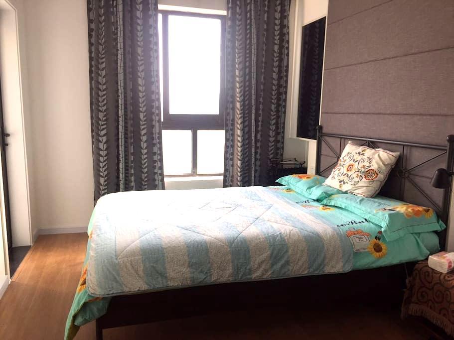 brand new city center apartment,市中心全新公寓,交通便利,干净整洁 - Wuhan