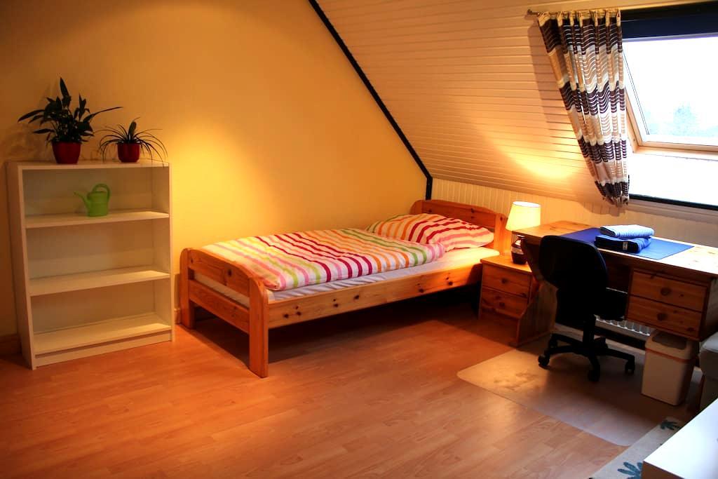 Gemütliches Zimmer zu vermieten - Delmenhorst - 连栋住宅