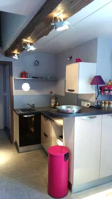 Appartement de charme - Saumur