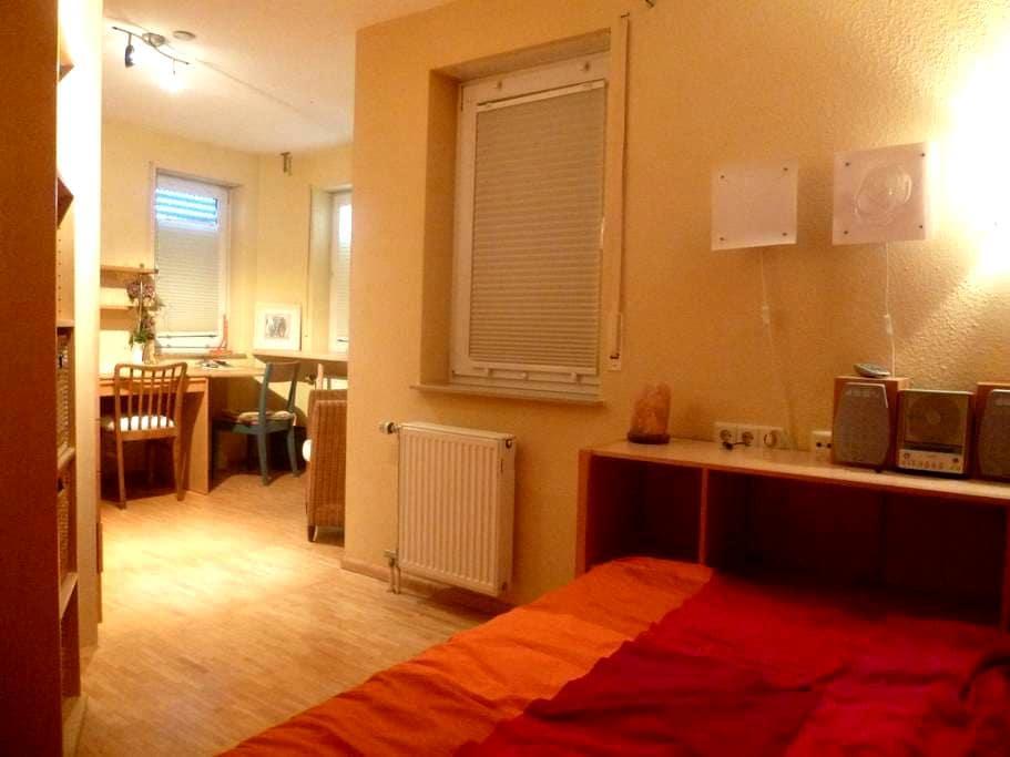 Comfortable room 15qm with bath - Gundelfingen