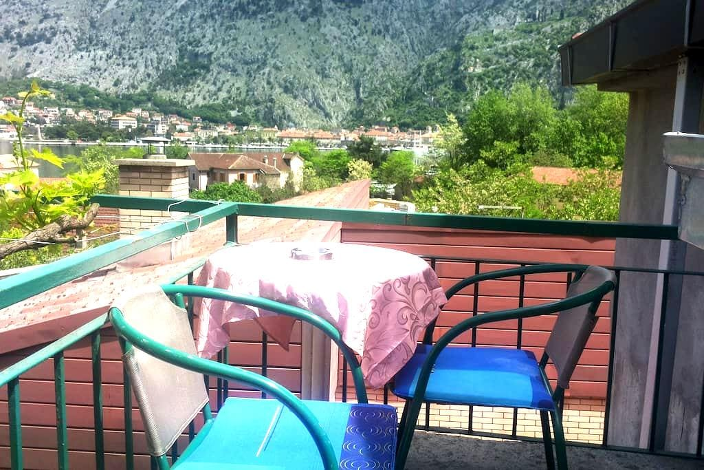 Apartment with a view on the bay - Kotor,Kotor,Njegoseva - Pis