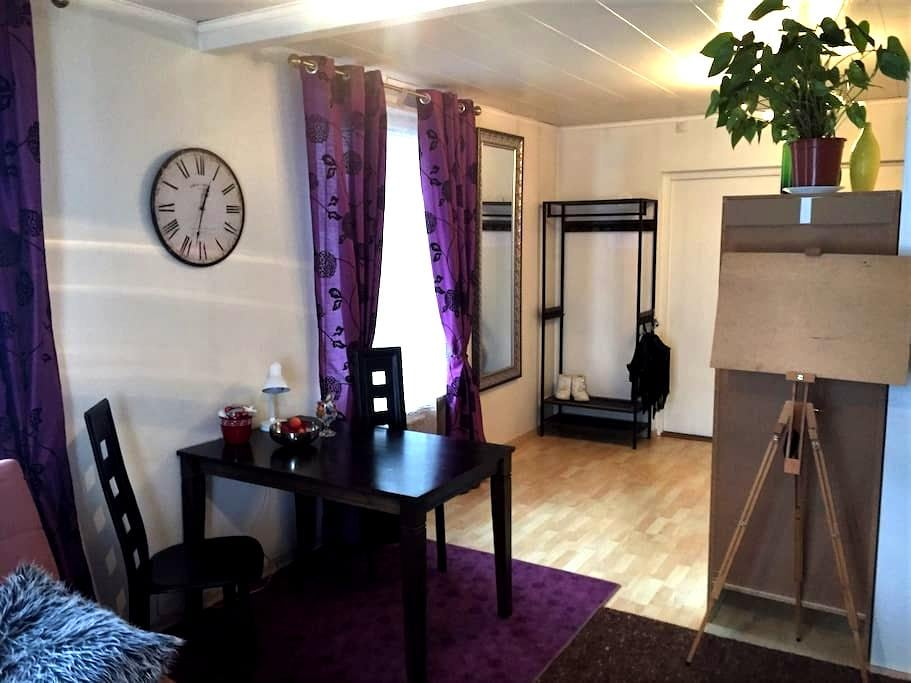 Cosy apartment close to the Old Town and the sea - Tallinn - Byt