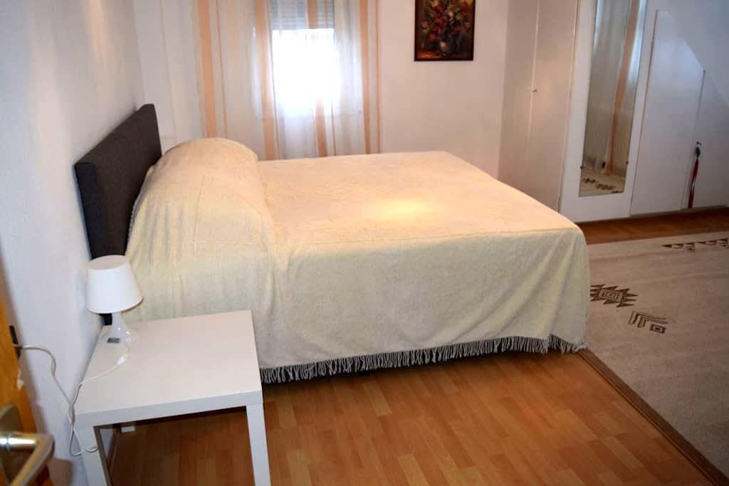 outlet-fewo-metzingen - Metzingen - Apartment