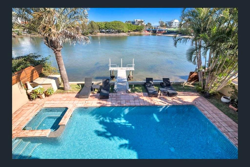 Surfers Holiday House - Surfers Paradise - Haus