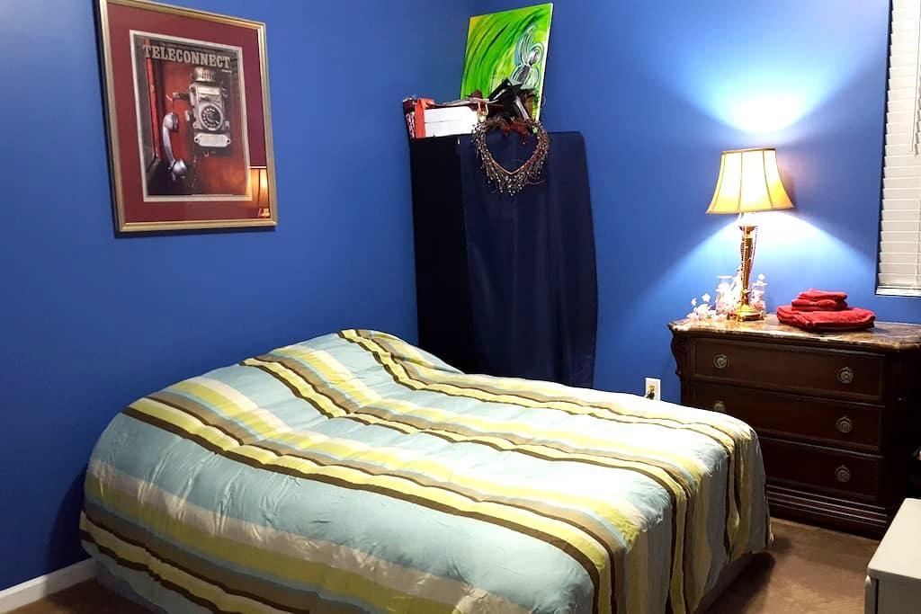 Improv Spare Bedroom. - Bon Aqua - Ház