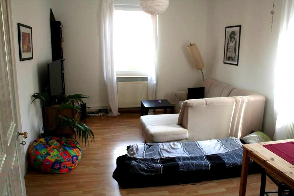 Günstige Übernachtungsmöglichkeit - Würzburg - Appartamento