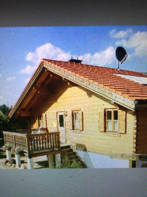 Apartment Benjamin - Siegsdorf - Huoneisto