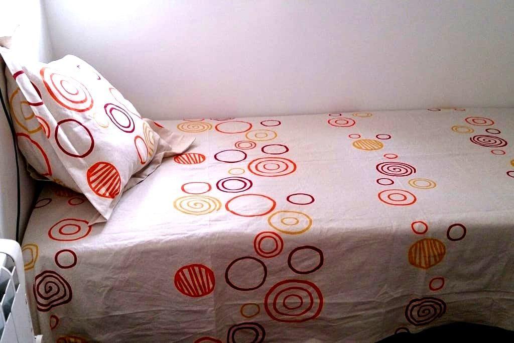 Pequeña y acogedora habitación. - Madrid - Byt