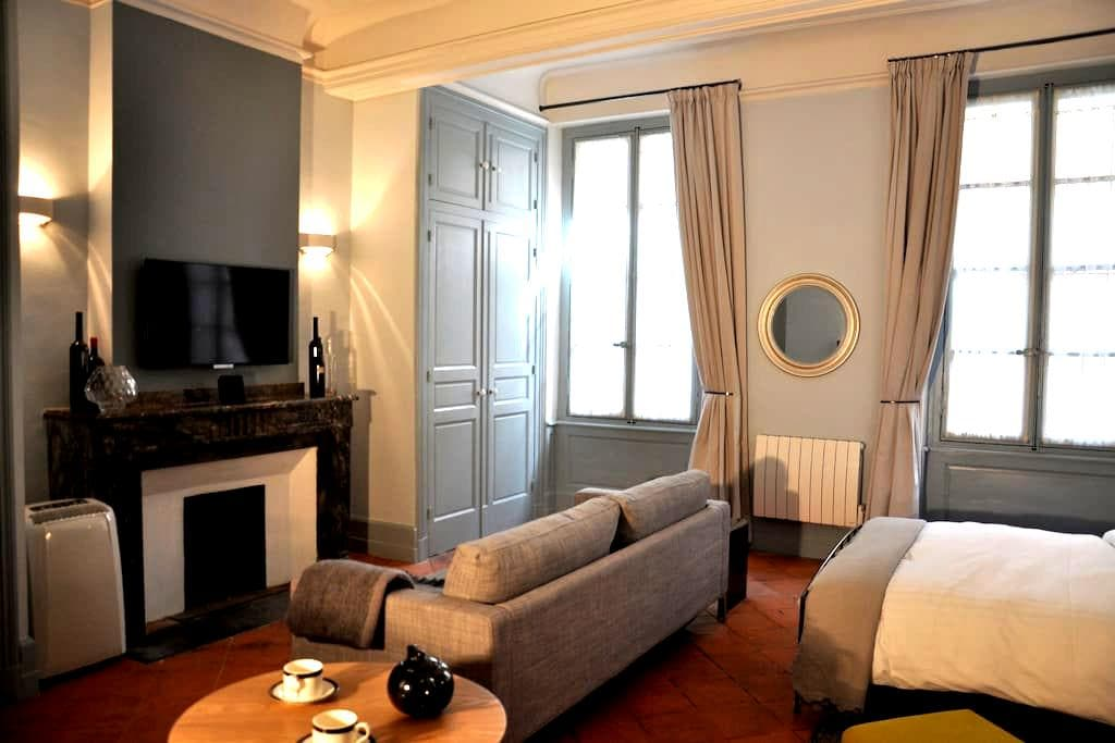 Suite Voltaire, boutique luxury. - Carcassonne - Leilighet