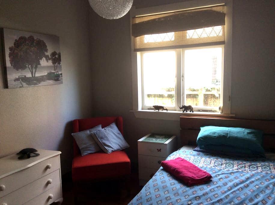 Cosy single room in 1940's bungalow - Auckland - Casa