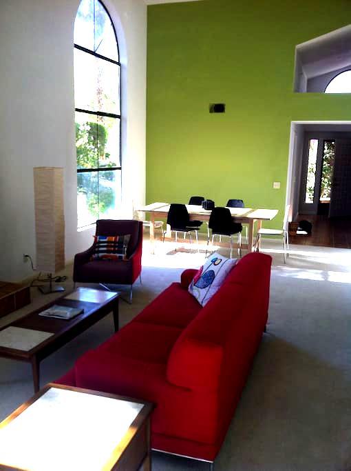 Cool Modern 2 Bedroom-Great View! - Borrego Springs - Rumah