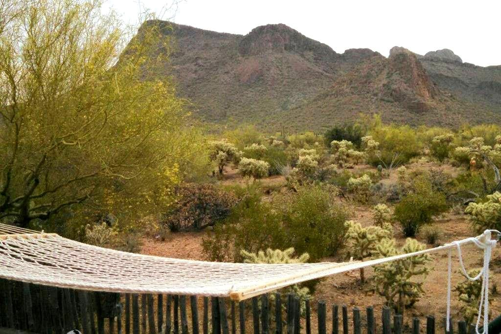 Desert Retreat: 20 Min from I-10/Exit 246 Cortaro - Tucson - Ev