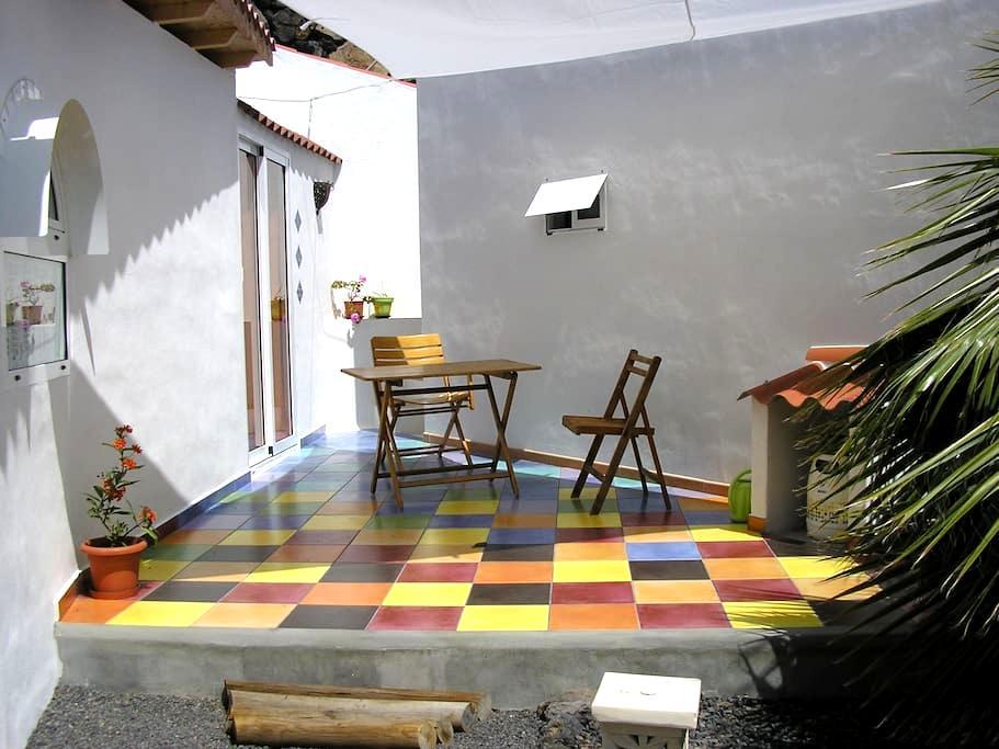 El Nido, Kleines Häuschen - Puerto Naos