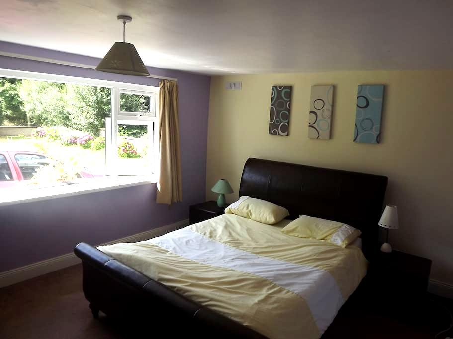 Bright, spacious, animal friendly - Duncormick