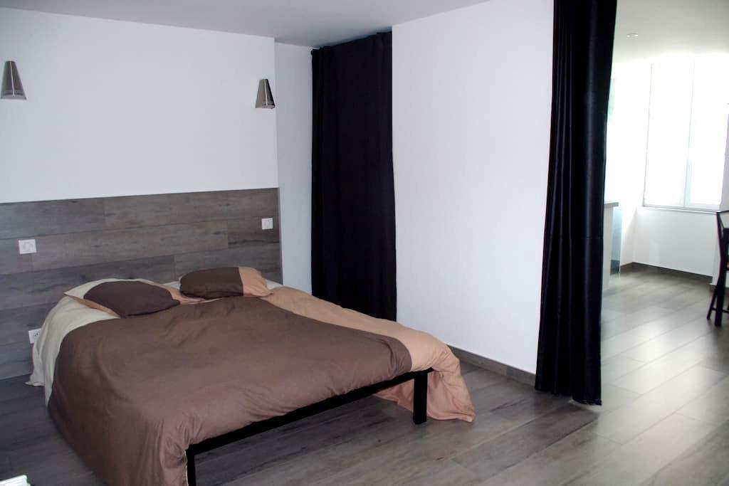 gîte-studio neuf - Josselin - Appartement