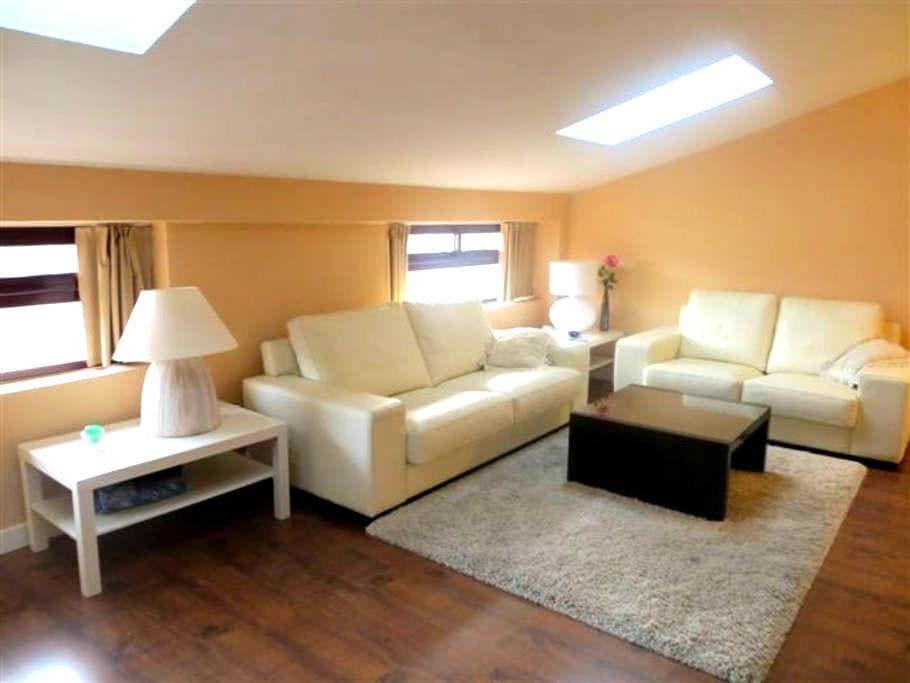 Precioso ático en Telde - Marpequeña - Appartement