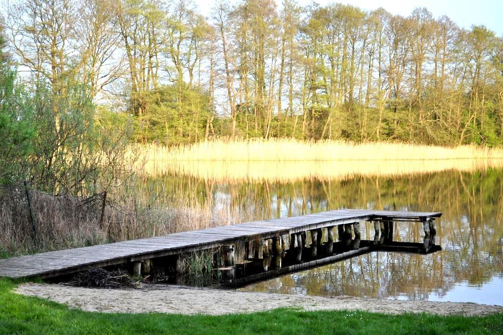 LANDHAUS AM SEE - Uckermark - Gerswalde - Σπίτι