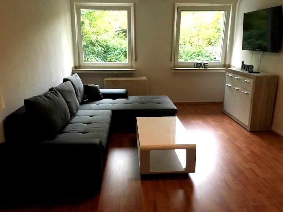 3.Gemütliche 2 Raumwohnung in Essen - Essen - Apartment