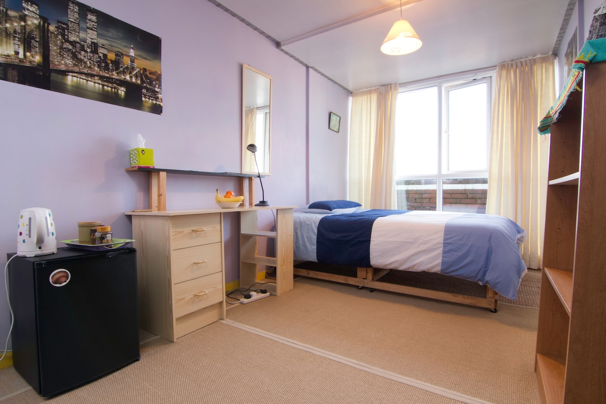 Lrg Dbl Room Close Central London