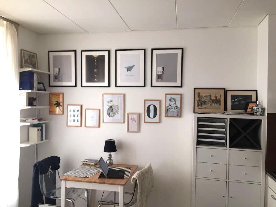 Cozy studio in the oldtown - Neuchâtel