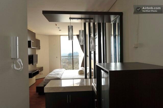 Private&Quiet Mangga Dua Residence