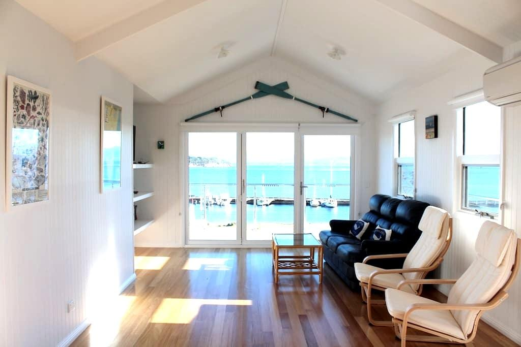 Bruny Boathouse Accommodation - Alonnah - House