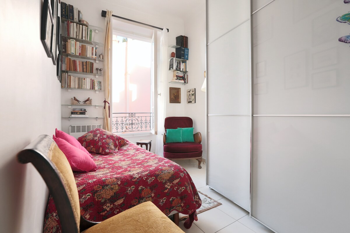 Charming Apartment in Central Nice