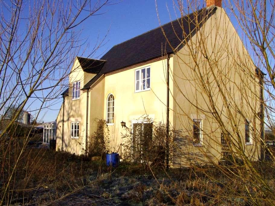 Home from Home on a Farm, Royal Wootton Bassett - Royal Wootton Bassett - Oda + Kahvaltı
