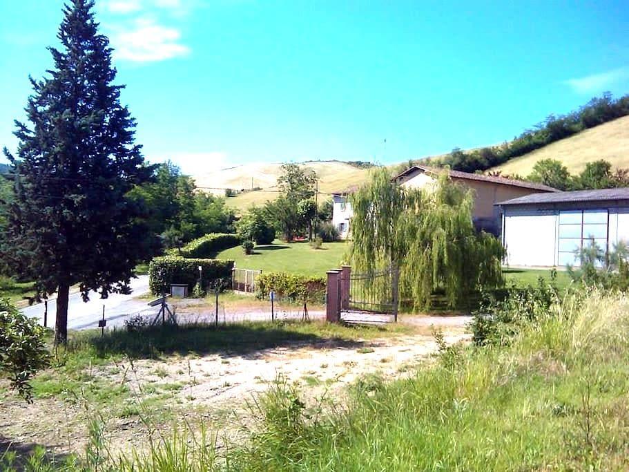 Casa rustica nella Val di Zena - Pianoro - House