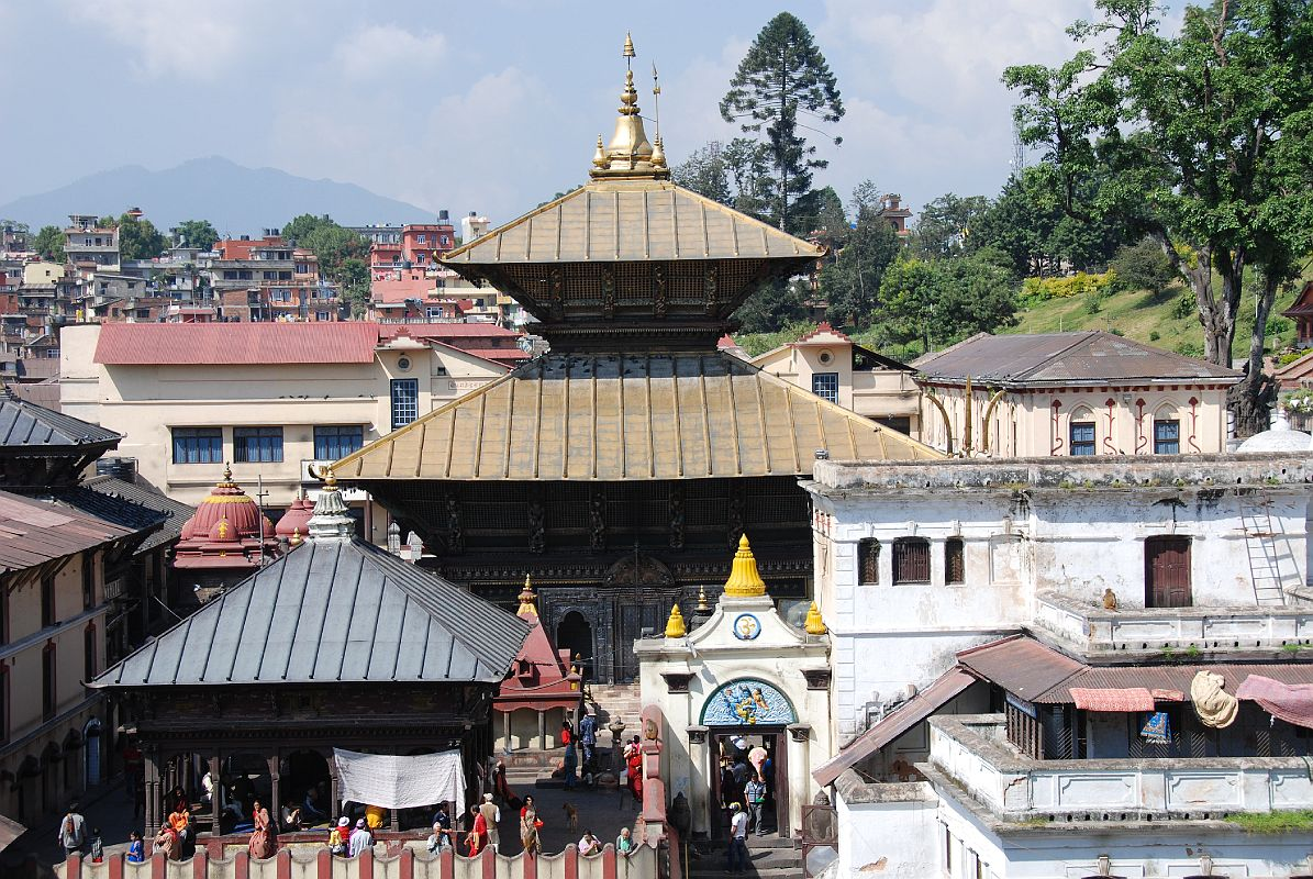 Pashupatinath Temple - A world heritage site    only 10 minutes walk from house.