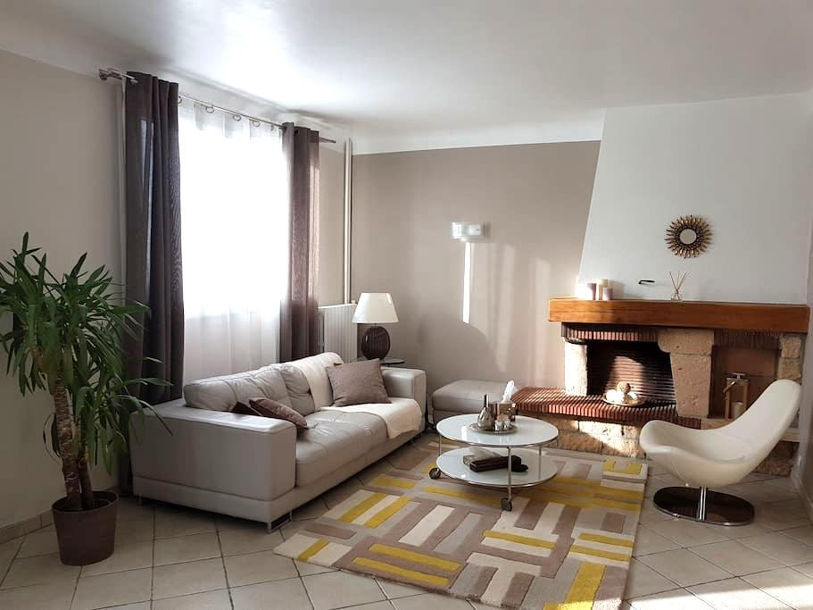 Nice stay in eastern Paris - Le Perreux-sur-Marne - House
