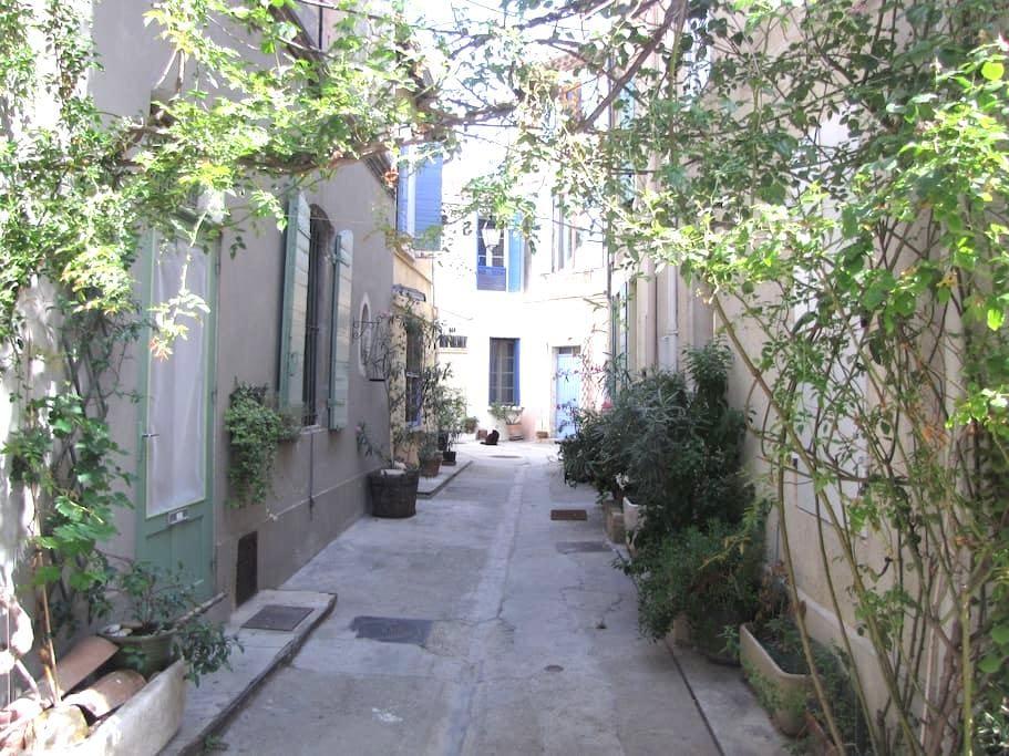 Belle maison entièrement rénovée - Arles - Rumah