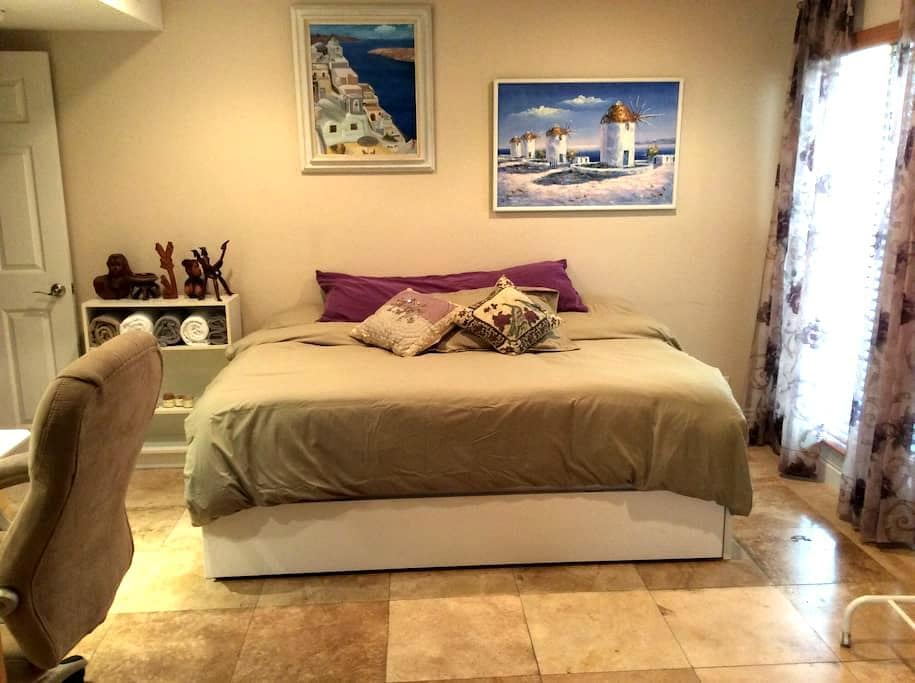 Comfy Bedroom & Blissful Bathroom - Calabasas - Apartment