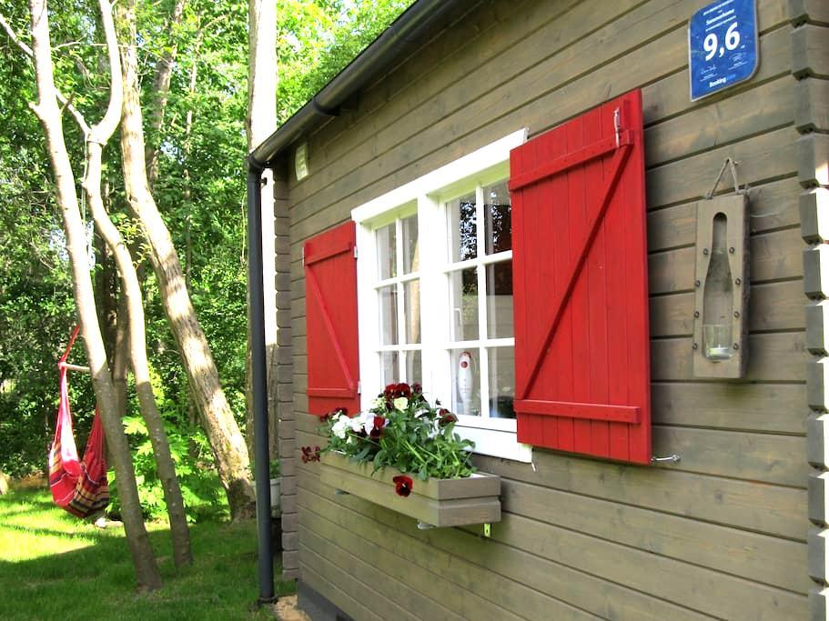SUMMERHOME 1 (Saulkrasti - Skulte) - Skulte - Cottage