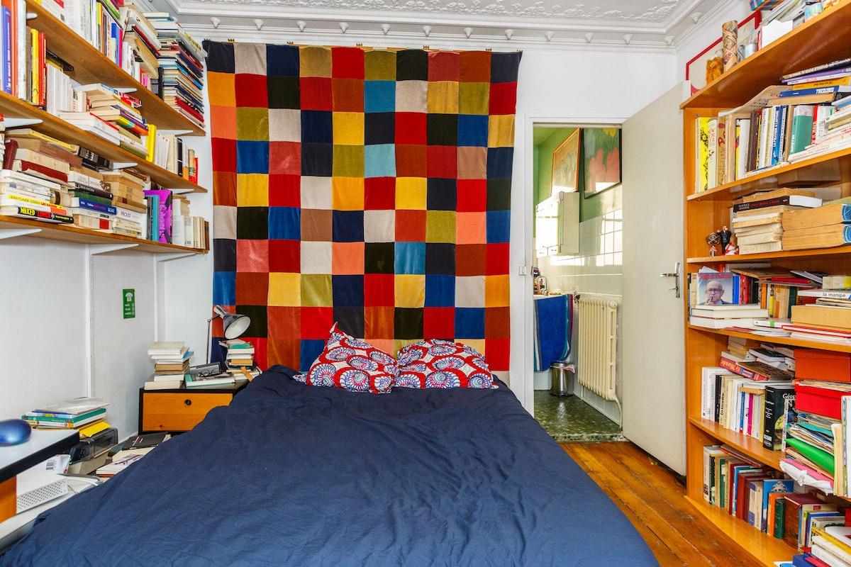 Big bedroom