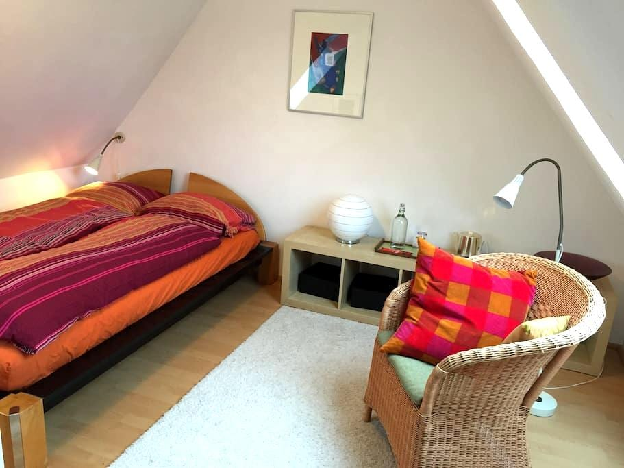 Mansard - Comfortable and Central - Ulm - Apartment