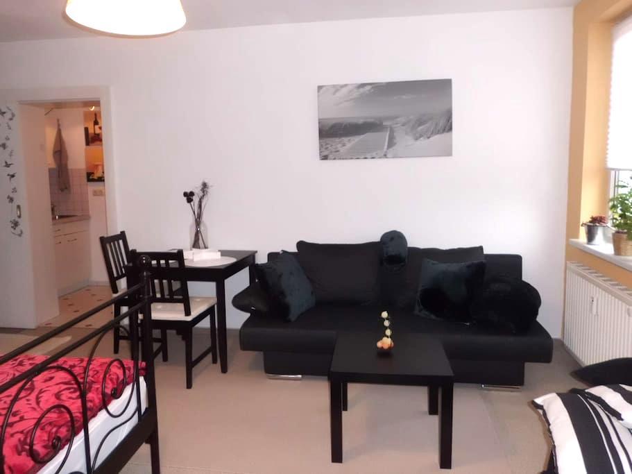Kleine Ferienwohnung Stine in Rerik - Rerik - Apartment