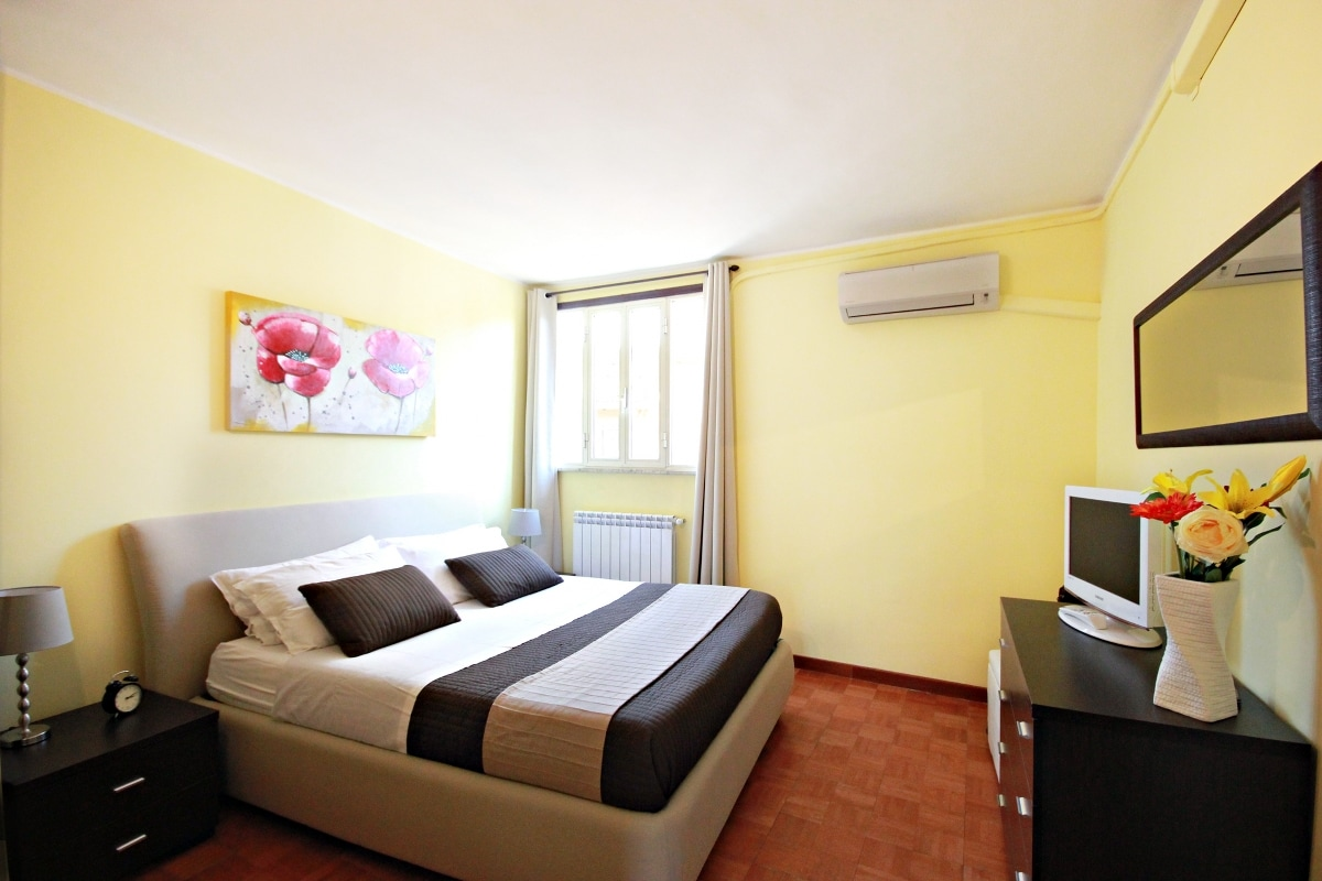 Bedroom - Private air conditione - Heating