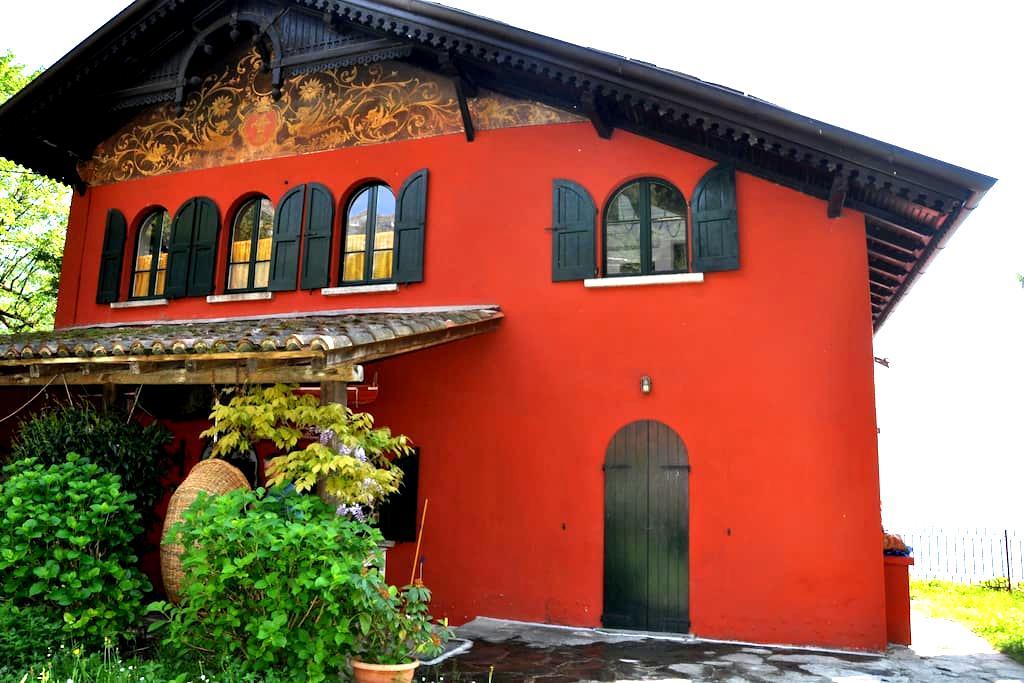 Villa Rosa - San Mamete