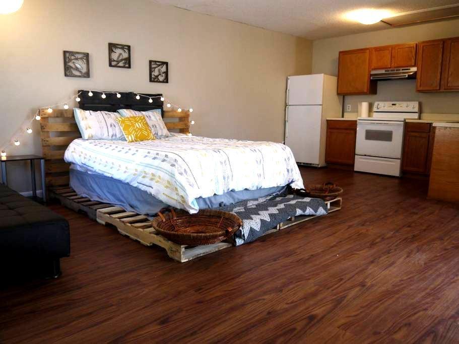 Spacious Studio Apartment - Rossville - House