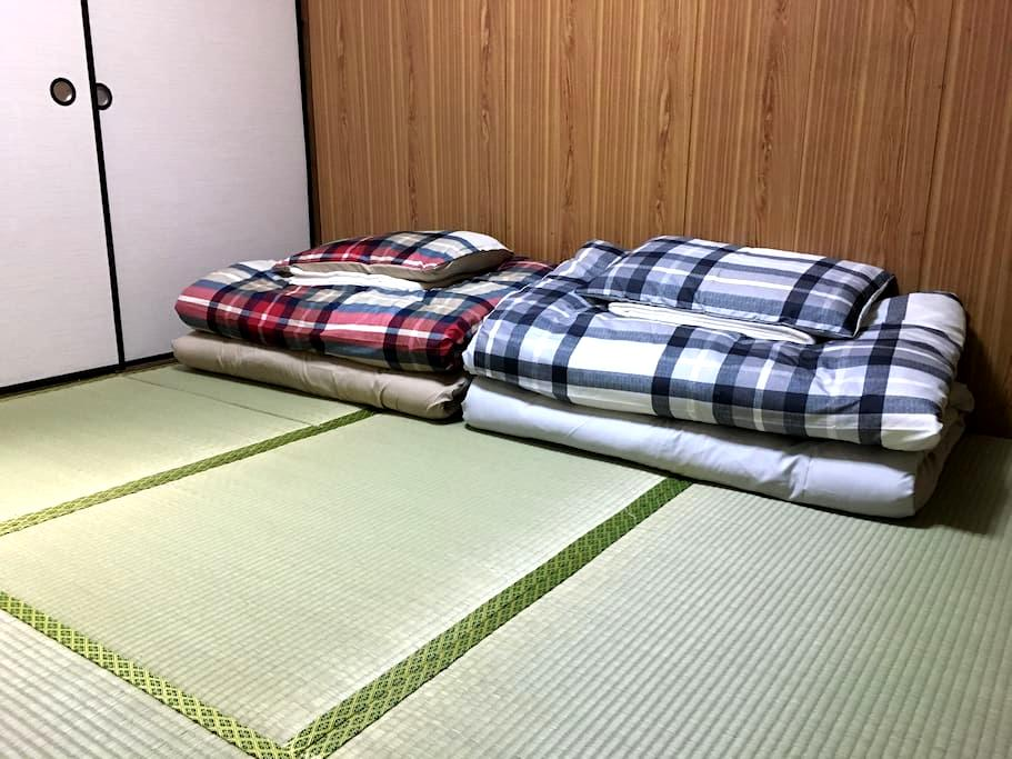 ★Cheap & Quiet, traditional 2-storey★ - Fukuoka-shi - House