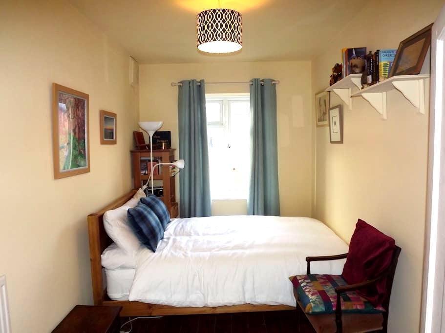 James's home - Cheltenham