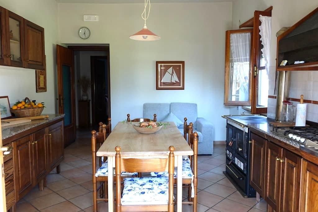 Casa vacanze nella verde campagna - Sabaudia - Appartamento