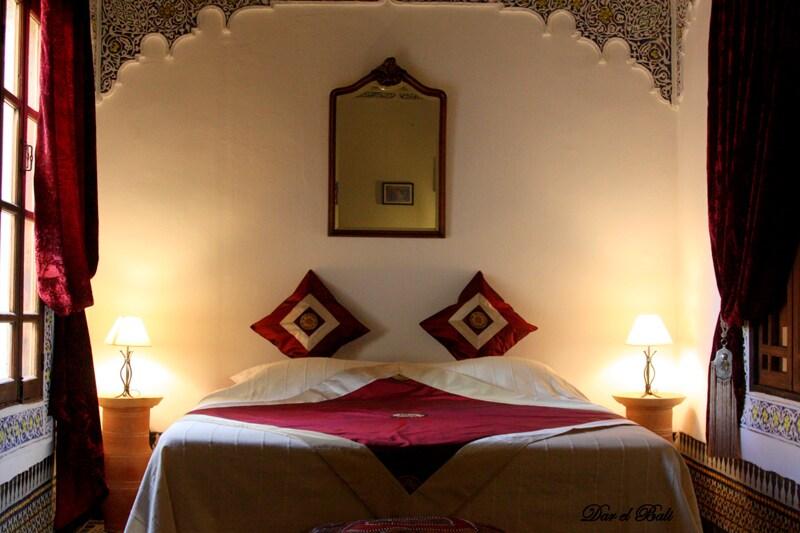 Dar el Bali, chambre Marrakech