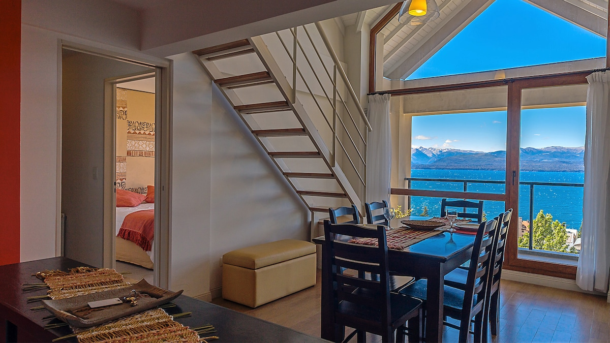 Luxury apartment in Bariloche City