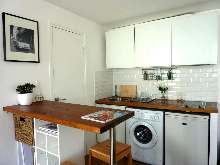 Cosy Flat - Central Paris near Bastille / Marais - Paris - Apartment