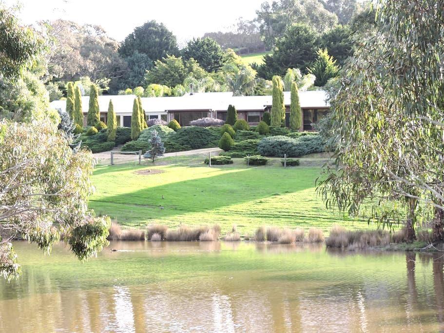 Leawarra Farm Stays - Willunga - Apartment